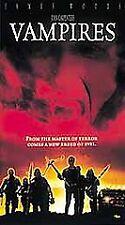 John Carpenter's Vampires James Woods Daniel Baldwin VHS