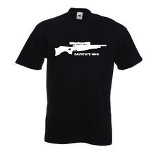 DAYSTATE MK4 SHOOTING AIR RIFLE T SHIRT