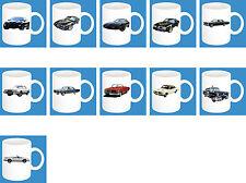 330ml vasos de cerámica con motivo: Pontiac auto modelos taza de café Car