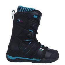 RIDE DONNA black women's boots scarponi da snowboard donna