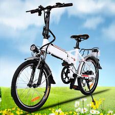 """26"""" Iron Horse Sinister Dual Suspension Mountain Bike, Blue White & Yellow OK1"""
