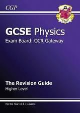 GCSE Physics OCR Gateway Revision Guide (Revision Guides Edexcel Ocr Oc), Richar