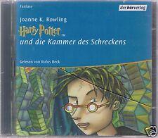 Potter, Harry  und die Kammer des S. Hörbuch 10 CDs NEU