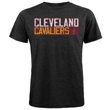 NEW Cleveland Cavaliers JAMES Tri Blend Crew Tee S, M, L, XL, XXL