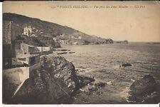 Fonte Pescade Vue Pris des Deux Moulins ND Algeria  Postcard