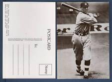 HARRY HEILMANN, Detroit Tigers postcard (1978 Dover-Sugar) Hall of Fame/HOF'er