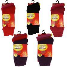 Ladies Red Tag Thermal Socks