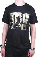 KR3W Mens Black Subway Rebel Dread Don Letts NYC 1978 Premium Photo T-Shirt NWT