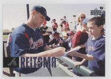 2006 Upper Deck #512 Chris Reitsma Atlanta Braves Baseball Card