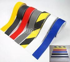 "2"" 3"" 4"" ANTI SLIP TAPE Grip Adhesive Backed Non Slip Safety Floor Steps Trailer"