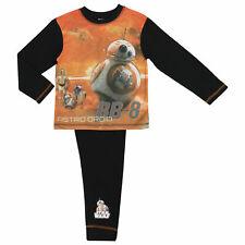 Star Wars Pyjama's Boys Character 'BB-8 Droid' Pjs 4-10 Years - Choose Size