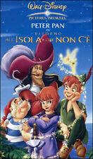 PETER PAN RITORNO ALL'ISOLA CHE NON C'E' - DVD Disney