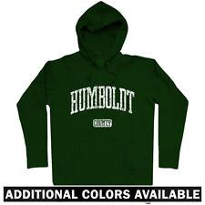 Humboldt County California Hoodie - Hoody Men S-3XL - Gift Eureka Arcata Travel