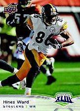 2009 Steelers Upper Deck Super Bowl XLIII Football Card Pick