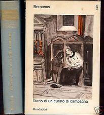 Georges Bernanos = DIARIO DI UN CURATO DI CAMPAGNA