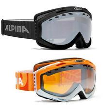 Alpina Colambo QH Skibrille Snowboardbrille Quattroflex Hicon weiss