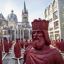 Karl der Große, große Plastik Statue Charlemagne Sculpture by Ottmar Hörl