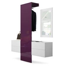 Mobile per ingresso Neve 3, entrata bianca, corridoio in 13 colori design