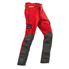 Pfanner Schnittschutzhose ARBORIST TYP A 102218-40 rot
