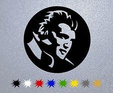 STICKER PEGATINA DECAL VINYL Elvis Presley Portrait
