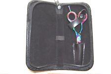 Siebu Scissors Leather Double Scissors / Shears Storage Case RRP £12.99