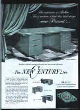 NEW CENTURY Line ART METAL FURNITURE 1953 advertisement