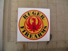 Sturm Ruger Decal Sticker