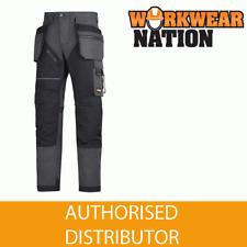 6202 Snickers gris acero ruffwork, resistentes Pantalón de trabajo +