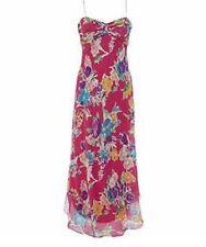 NEW POLO RALPH LAUREN WOMEN'S SILK MAXI DRESS RRP £475.00