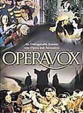 Operavox by John Connell, Julie Gossage, David Barrell, Julie Higginson, Donald