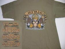 Rock am Ring - 2008 - Angel Skull - T-Shirt - Größe Size L - Neu