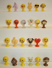 Aldi Emoji Emojis 1 von 24 Stück Aussuchen Sammelaktion Album mit 3 Spielen