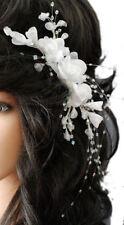Haarschmuck Haargesteck Braut Kopfschmuck Hochzeit Kommunion S-89