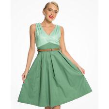 Lindy Bop Valerie Rockabilly Swing Day Tea Dress  Size 14 - 22