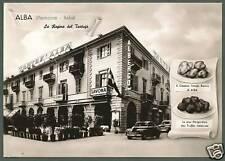 CUNEO ALBA 19 TARTUFO - ALBERGO RISTORANTE Cartolina FOTOGRAFICA