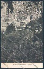 Lucca Gallicano cartolina C3618 SZI