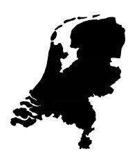 """2x Auto Aufkleber Niederlande """"Nederland"""" Holland 11cm konturg. Sticker Decal"""