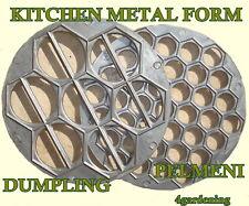 Dumpling pelmeni Ravioles De Metal Forma De Cocina Cosas De Molde