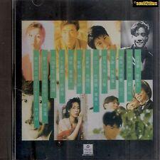 CD 1991 WEA  華納白金经曲13首第七辑 Danny Chan Sandy Lam George Lam Sally Yeh #3177