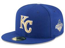 2015 MLB World Series Champions Kansas City Royals New Era Ring Ceremony Hat