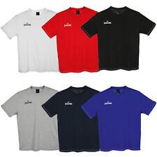 Spalding Team II BASKET T-Shirt Maglietta Sport Tempo Libero Camicia Shirt Maglietta Club