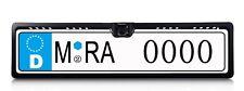RETROCAMERA PORTATARGA HD IMPERMEABILE 170° UNIVERSALE CMOS XTRONS
