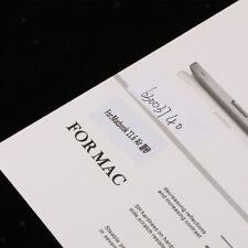 Matte Anti-Glare Display Schutzfolie Schutzfolie für Macbook