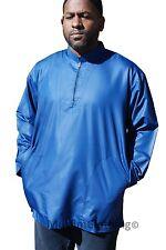 NEW Long Sleeved Dark Blue Men's Shirt w/ zipper Muslim Clothing Mumtaz Islamic