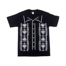 Guayabera Mexican Shirt- Kids T-Shirt