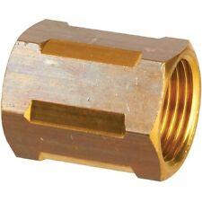 """Raccord Plomberie Arrosage Pompe-31FF340000H Manchon Laiton Ø 1/"""" x 1/"""" FF"""