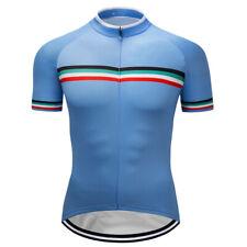 2017 Pro Men Cycling Clothing Bike Sportwear Short Sleeve Cycling Jersey Top