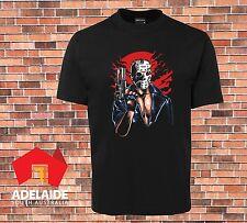 High Quality JB's T-shirt Printed  Jason Will Be Back Terminator New Design