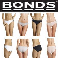 Bonds Lady Women Youth Basics Hipster Bikini Cotton Brief Underwear W0149Y
