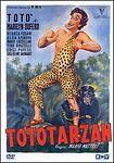 Dvd **TOTO' TARZAN** nuovo sigillato 1951